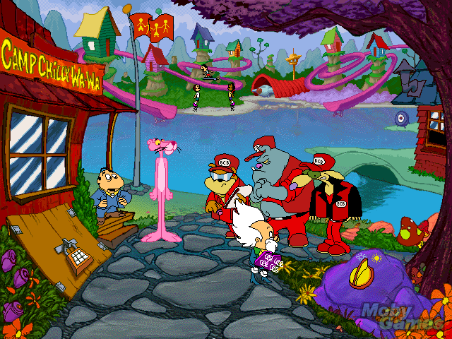 159328-the-pink-panther-passport-to-peril-windows-3-x-screenshot